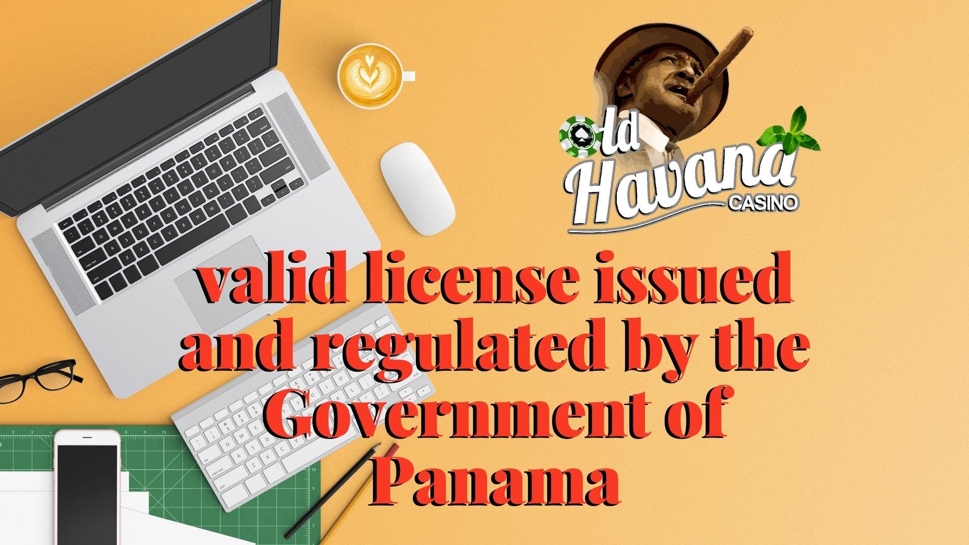 Old Havana Casino License